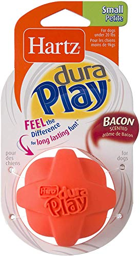 Hartz Dura Play Ball, Small, Assorted Colors (1 Ball Only)