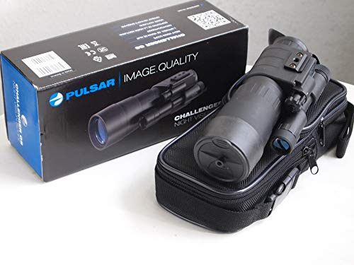 Pulsar Challenger 2,7x50 Russisches Nachtsichtgerät/Restlichtverstärker, Night Vision