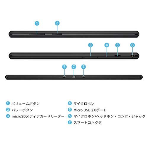 LenovoタブレットTabB10(10.1型ワイドIPSSnapdragon4292GBメモリ16GB)