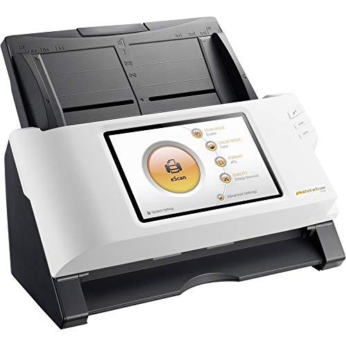 Plustek eScan A350 SharePoint Dokumentenscanner 216 x 5080mm 600 x 600 DPI 25 Seiten/min RJ45, USB 2