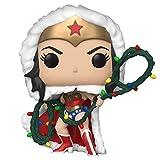 Funko Pop Heroes : DC Super Heroes - Wonder Woman with String Light Lasso Figure Gift Vinyl 3.75inch...