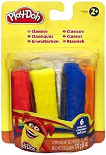 Playdoh Color Sticks Grab N Go A2762 Classics and Brights