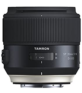 Tamron Objectif SP 35mm F/1.8 Di USD (Modèle F012) - Monture Sony (B00DV16EL4) | Amazon price tracker / tracking, Amazon price history charts, Amazon price watches, Amazon price drop alerts