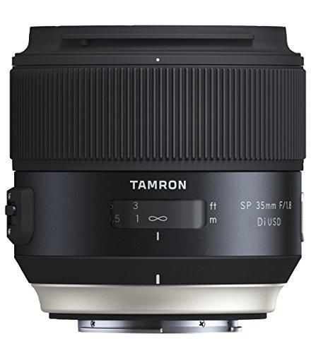 Tamron SP35mm F/1.8 Di USD Sony Objektiv (67mm Filtergewinde, fest) schwarz