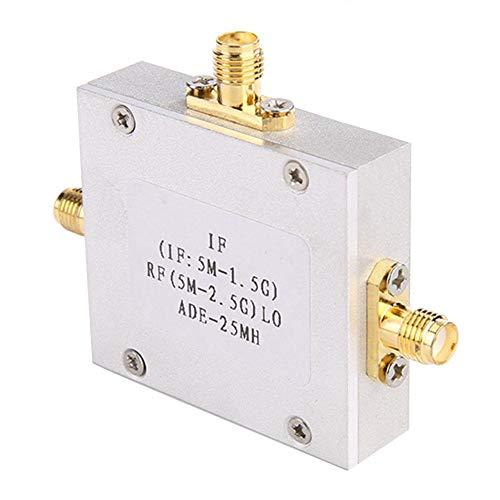Alta affidabilità Miscelatore passivo a basso rumore Diodo L-R L-I Isolamento 5-2500 MHz Doppio mixer bilanciato Durevole per PCS MMDS