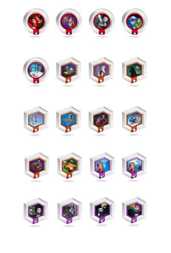 Disney Infinity: Gettoni Extra Pack (Serie 2)