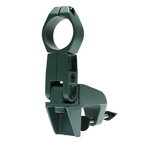 Universal Taladro Abrazadera ajustable de 360° con Allen teclas - Aluminio fundido taladro Soporte con Norma europea collarín: Ø 43 mm