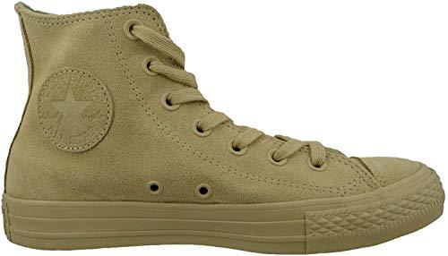 Converse Damen Chuck Taylor CTAS Hi Sneakers, Mehrfarbig (Light Fawn/Light Fawn 249), 39 EU