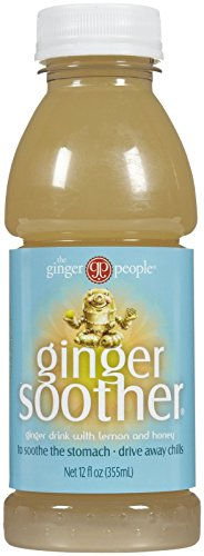 The Ginger People Ginger Soother - 12 oz - 24 pk