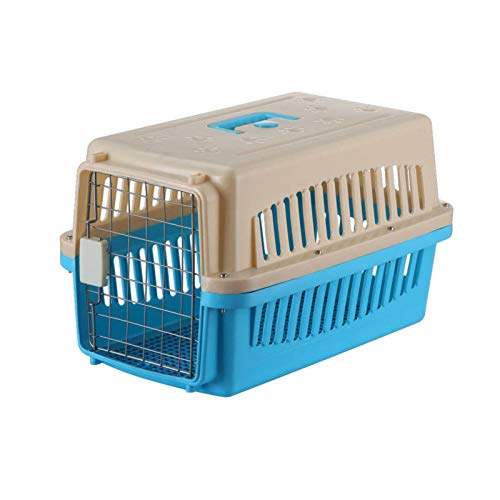 N-B Pet Litter Air Box Cats And Dogs Carry Airplane Transport Box Portable Outing Travel Teddy Small Bag Breathable Small Pet Handbag