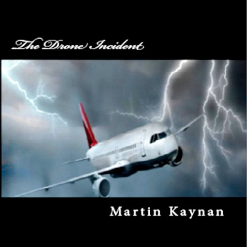 The Drone Incident audiobook cover art