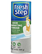 Fresh Step Cat Litter Box Odor Eliminators and Cleaning Sprays | Cat Deodorizers For Litter Box to Combat Pet Odors and Neutralize Smells | Destroys Odors to Keep Your Home Clean