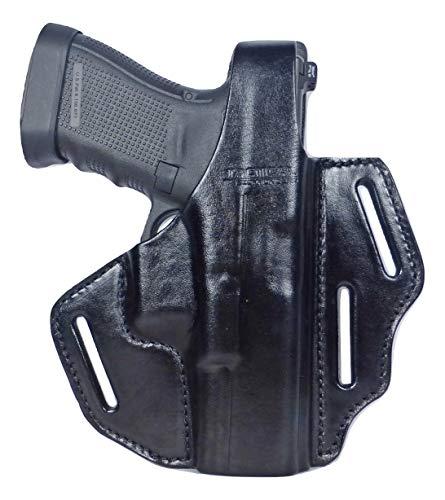 Tactical Scorpion Gear 3 Slot Leather Thumb Break Holster:...