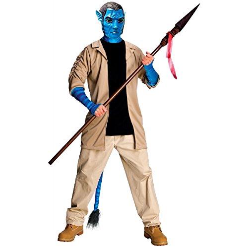 Deluxe Jake Sully Avatar Costume - Standard