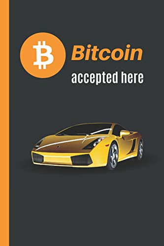 BITCOIN ACCEPTED HERE: 6