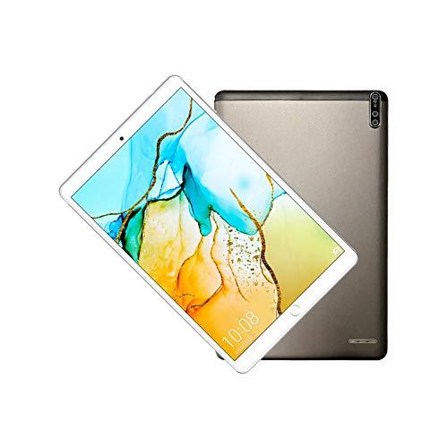 LTINN Tablet 10.1 Pulgadas Pantalla HD IPS de 1280 × 800, Procesador Octa-Core, 16GB ROM y 1G RAM, 4000mAh Batería, 2MP y 2MP Cámara, WiFi, GPS, FM, Bluetooth