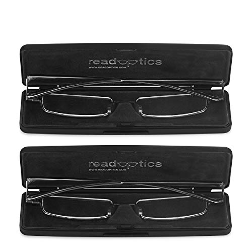 Gafas READ OPTICS Plegables de Lectura Vista +3.00 - Graduadas desde +1...