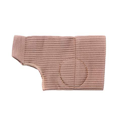ABOOFAN 7x9cm Guantes de algodón para muñecas Brace Thickose Warm Wrist Support Pulsera Deportiva Transpirable para Hombre Mujer
