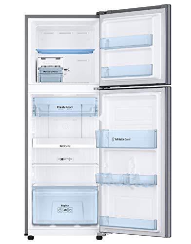 Samsung 253 L 3 Star with Inverter Double Door Refrigerator (RT28A3453S8/HL, Elegant Inox) 2