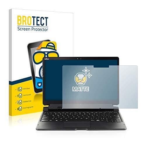 BROTECT Entspiegelungs-Schutzfolie kompatibel mit Fujitsu Stylistic Q739 Bildschirmschutz-Folie Matt, Anti-Reflex, Anti-Fingerprint
