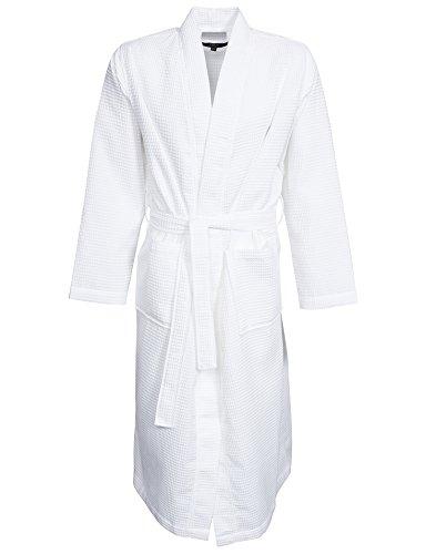 Polo Ralph Lauren Herren Robe Kimono, Weiß (White A1NPP), XX-Large