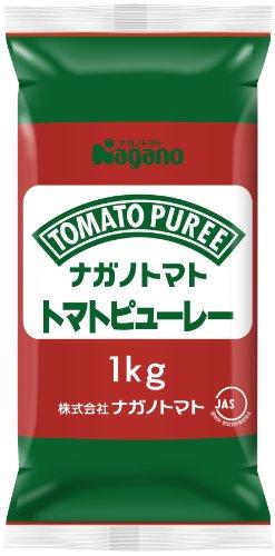 ナガノトマト トマトピューレ 1Kg