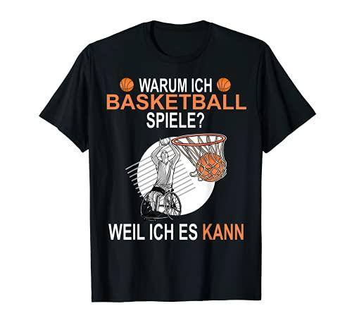 Silla de ruedas de baloncesto con discapacidad para deportes de pelota Camiseta