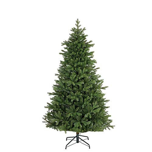 Black Box Franse kunstkerstboom Tanoak groen 215 cm