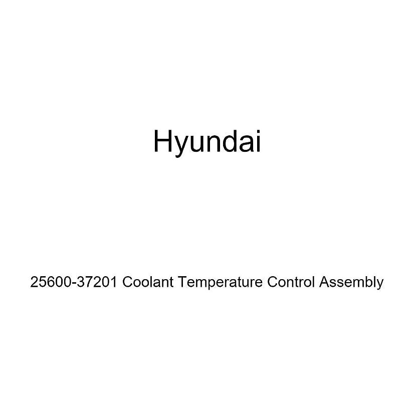 Genuine Hyundai 25600-37201 Coolant Temperature Control Assembly