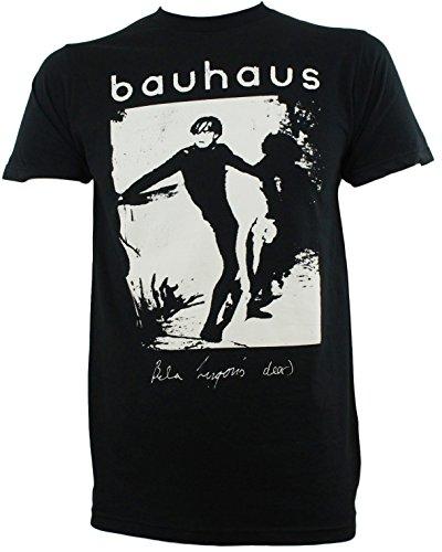 Preisvergleich Produktbild Bauhaus - Bela Lugosi's Dead Mens T-Shirt In Black,  Size: Small,  Color: Black