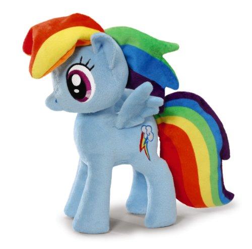 NICI 36222 My Little Pony - Peluche di Rainbow Dash, 30 cm