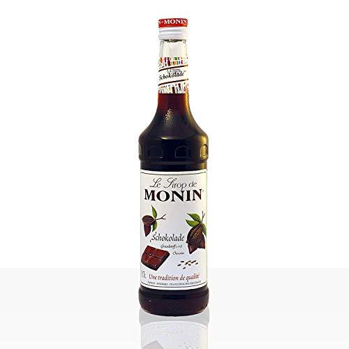 Monin Schokoladen Sirup, 1er Pack (1 x 0.7 l)