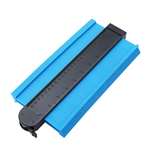 ACAMPTAR 250Mm 10 Zoll Verbreitertes Selbstsicherndes Profil Profil MessgerrT Profil MessgerrT Standard Holz Markierungsfliesen Laminat Universal Werkzeug