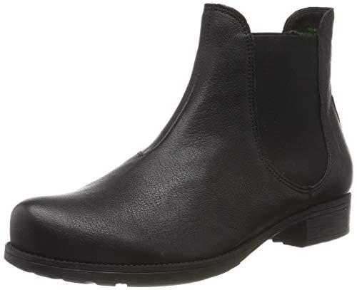 Think! Damen Denk_585027 Chelsea Boots, Schwarz (Schwarz 00), 39 EU