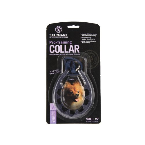 professional dog training collars Starmark Pro-Training Dog Collar Small