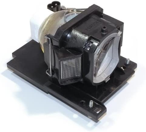 DT01021 Hitachi Projector Lamp Replacement. Projector Lamp Assembly with Genuine Original Philips UHP Bulb Inside.