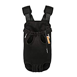 NICREW Front Dog Carrier Backpack