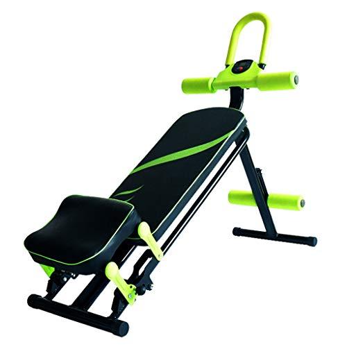 Sit-Up-Board 2-in-1-Home-Multifunktions-Bauch-Board, Haushalt Licht verstellbare, multifunktionale Fitnessgeräte (Bauchgerät + Rückenlage)