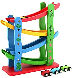 Cars Track Educational Toy