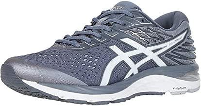 ASICS Men's Gel-Cumulus 21 Running Shoes, 11.5, Metropolis/White