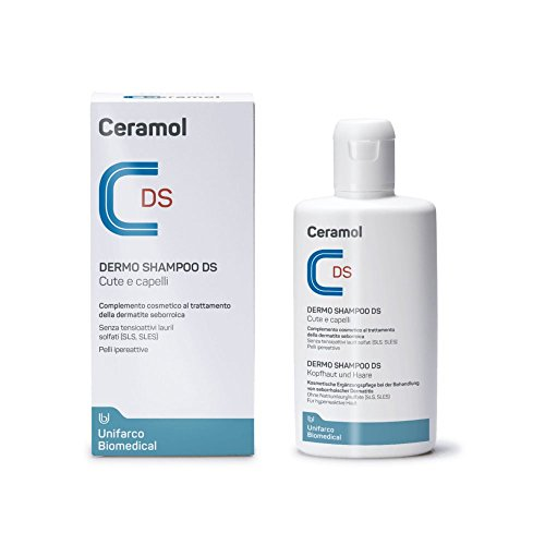 Unifarco Ceramol Ds Dermoshampoo - 200 ml