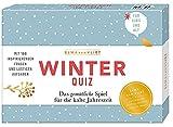 Erzähl mal! Winterquiz: Das gemütliche Spiel für die kalte Jahreszeit. Mit 100 inspirierenden Fragen und lustigen Aufgaben