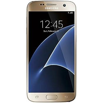 Samsung Galaxy S7 SM-G930F 32GB Unlocked GSM 4G/LTE Smartphone - Gold (International version, No Warranty)