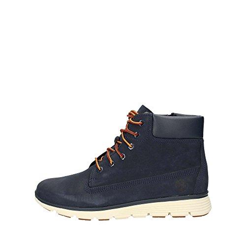 Timberland Unisex-Kinder Killington Klassische Stiefel, Blau (Black Iris Nubuck 19), 40 EU