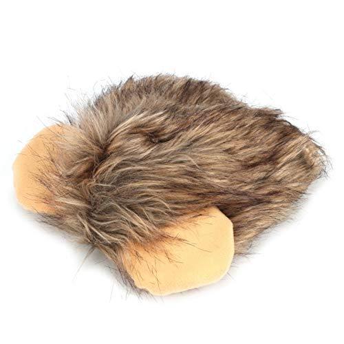 DAUERHAFT Creativo Lindo Sombrero para Mascotas, tocados para Mascotas, para Fiestas temáticas, mascaradas para Ocasiones Especiales,