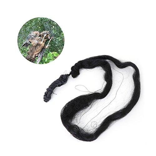 Kofun rete anti uccello netto maglia nera per frutta crop Plant Tree vigneto, Nylon, Nero, 6 m