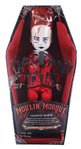Living Dead Dolls Mezco Toyz Moulin Morgue Carotte Morts Series 33 Doll