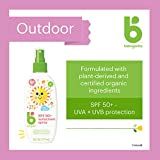 Product Image of the Babyganics Mineral Based Sunscreen Spray - SPF 50+ - Fragrance Free - 6.0 oz