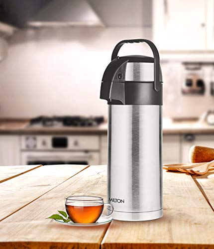 Milton Beverage Dispenser 3500 Flask, Steelplain