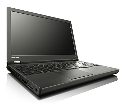 Lenovo ThinkPad T540p 15,6 Zoll 1920x1080 Full HD Intel Core i5 256GB SSD Festplatte 8GB Speicher Win 10 Pro DVD Brenner Webcam Bluetooth 20BES08W00 Notebook Laptop (Generalüberholt)
